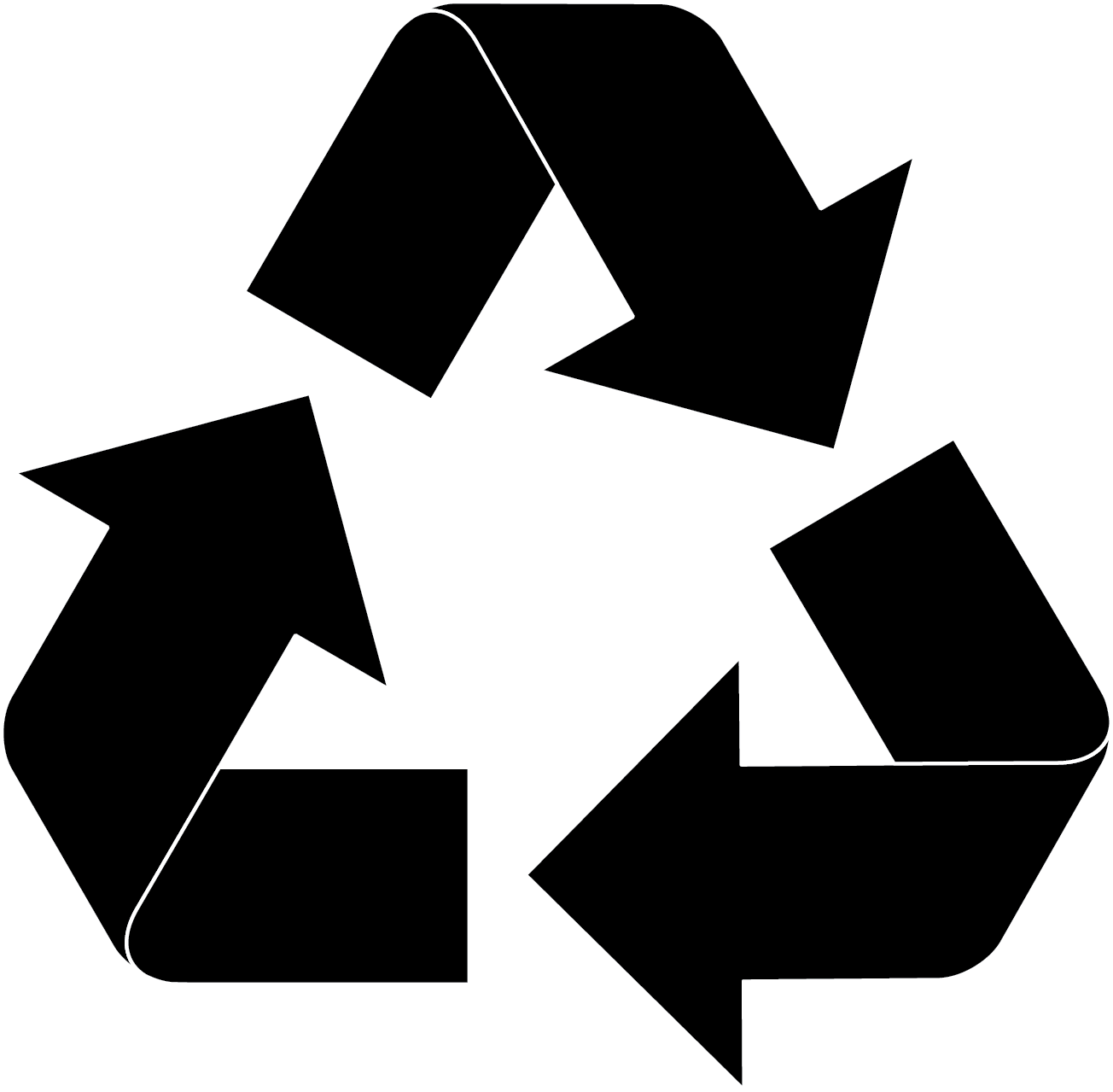 Recycle logo png. Symbol transparent stickpng miscellaneous