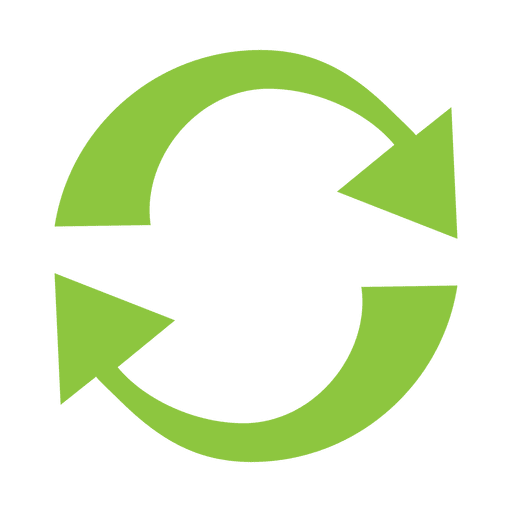 Recycle vector png. Recycling symbol graphics to