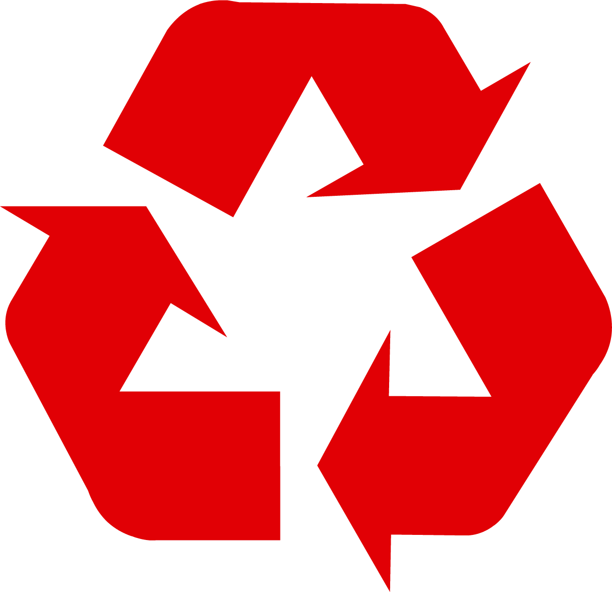 Recycle vector png. Download recycling symbol the