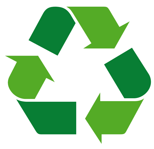 Recycle logo png. Corporate environmental responsibility reman