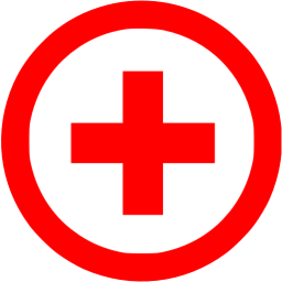Red 5 png. Plus icon free math