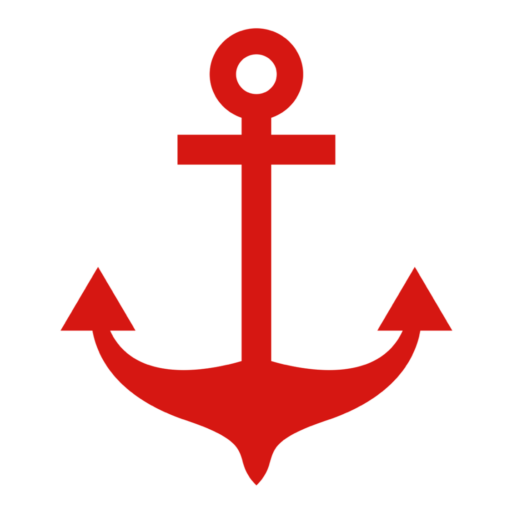 red anchor png