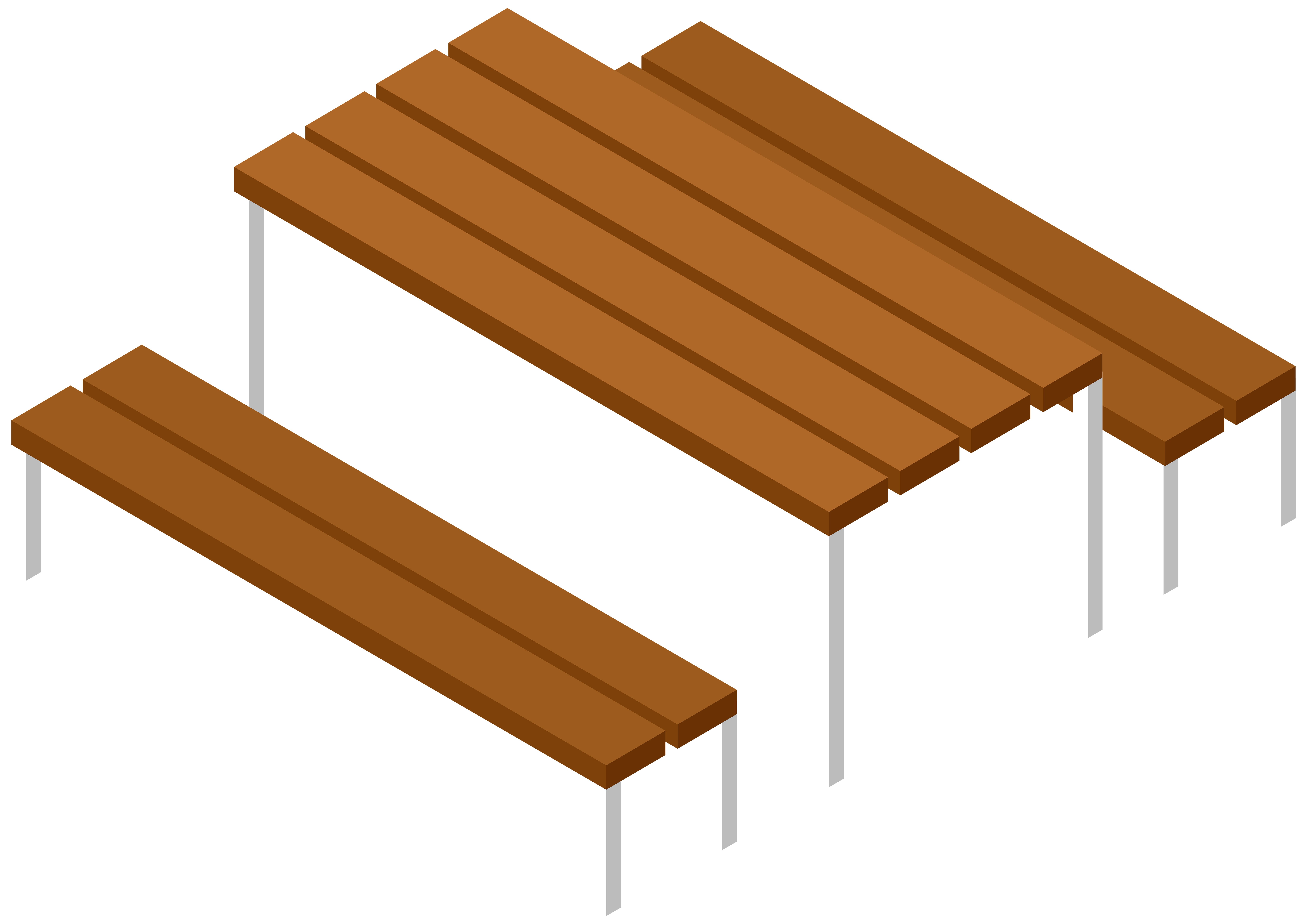 picnic table png