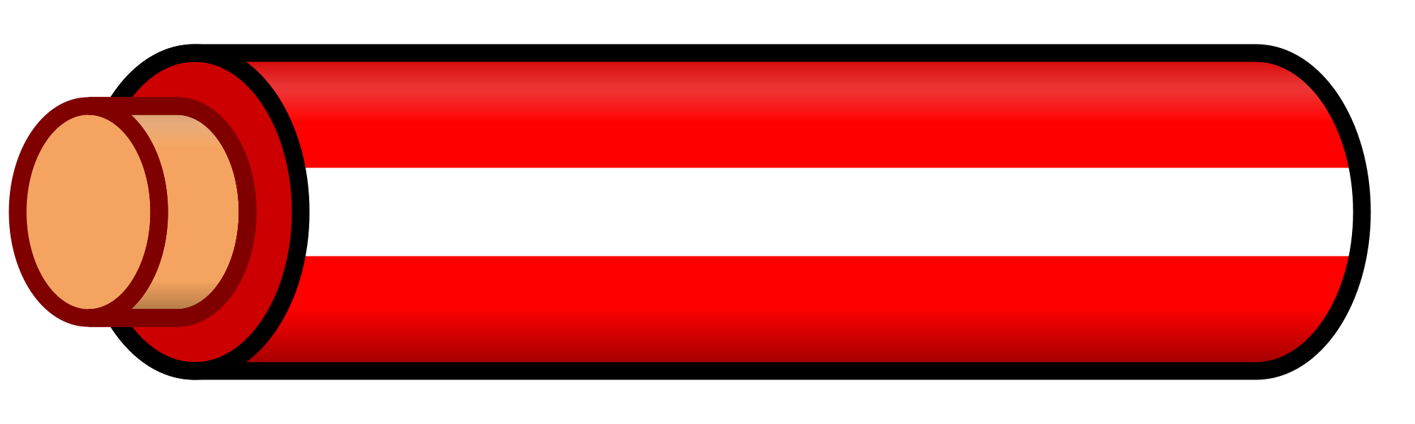 Red and white stripes png. File wire stripe svg