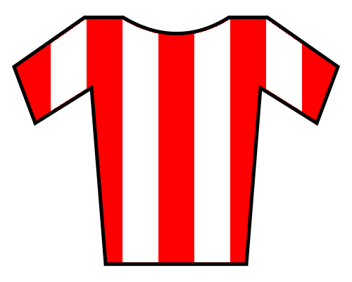 Red and white stripes png. File soccer jersey wikimedia