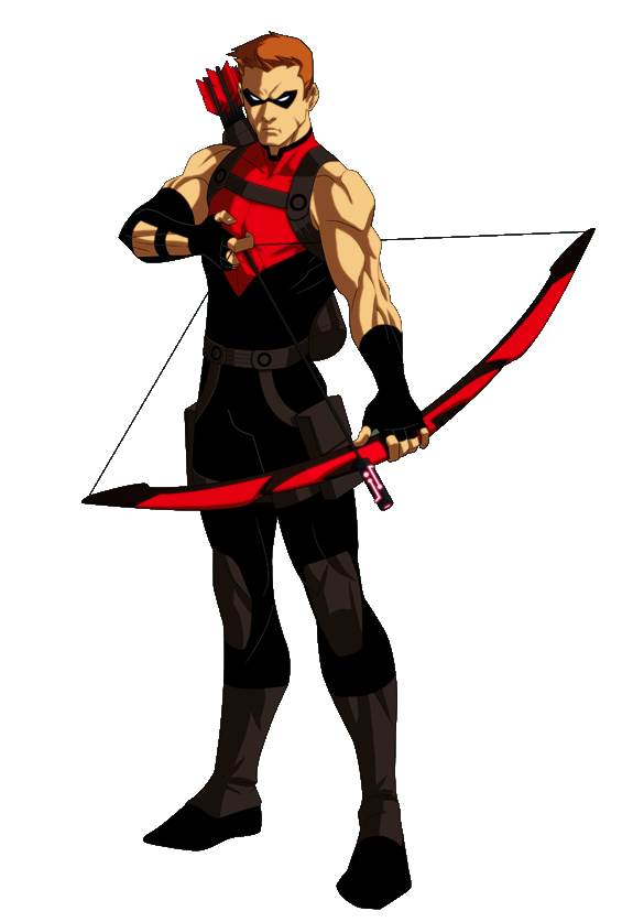 Red arrow dc png. Roy harper arsenal logo