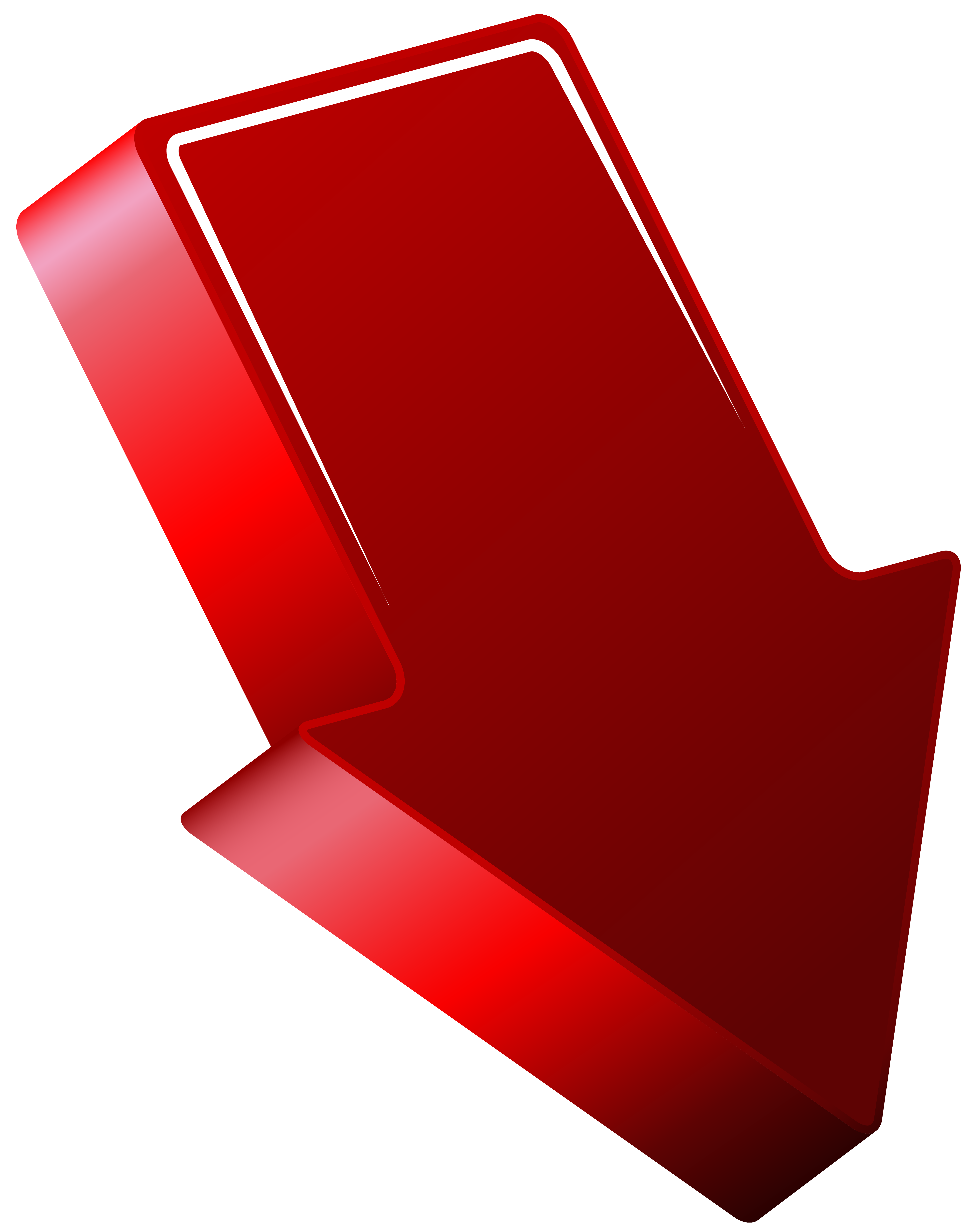 Red arrow transparent png. Clip art image gallery