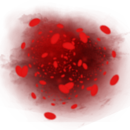 red aura png