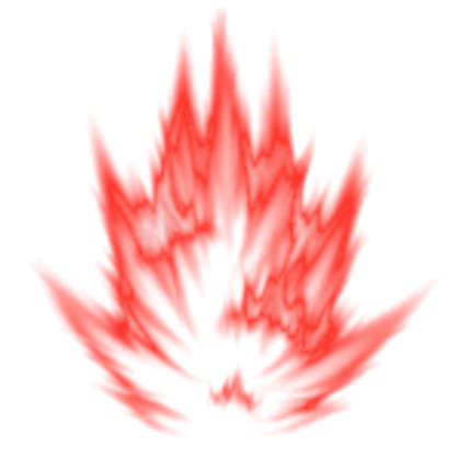 Red aura png. Ssg roblox