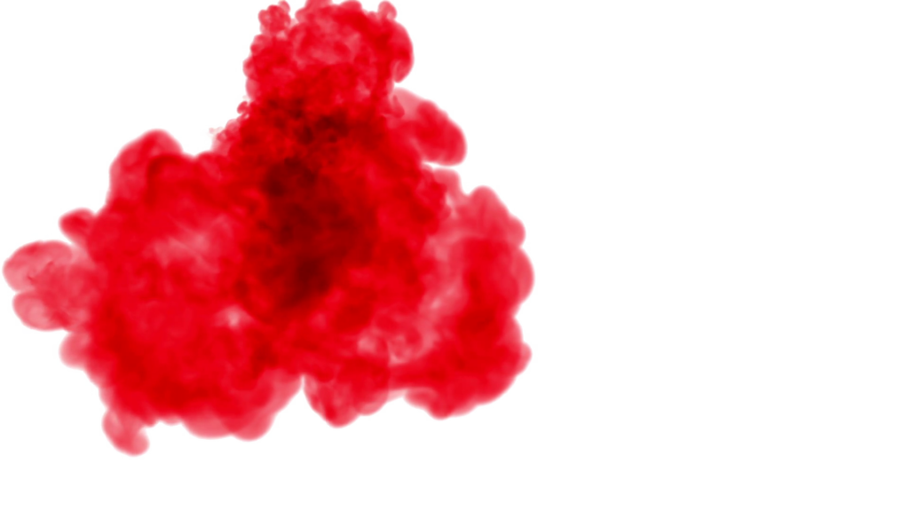 Red smoke effect png. Background image vector clipart