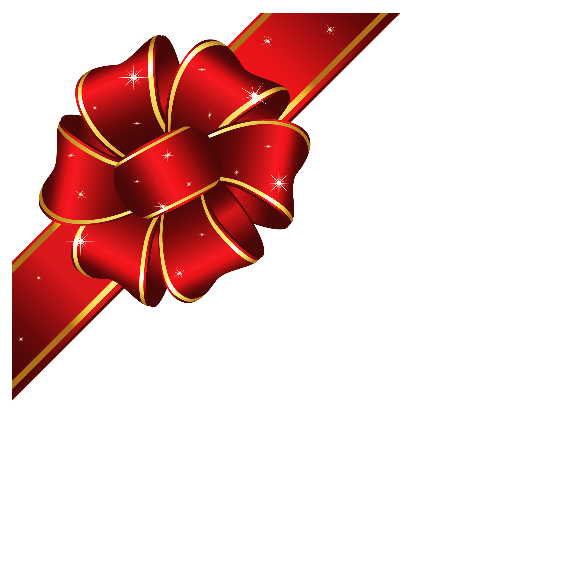 Gift ribbon image free. Red backgrounds png clip art royalty free
