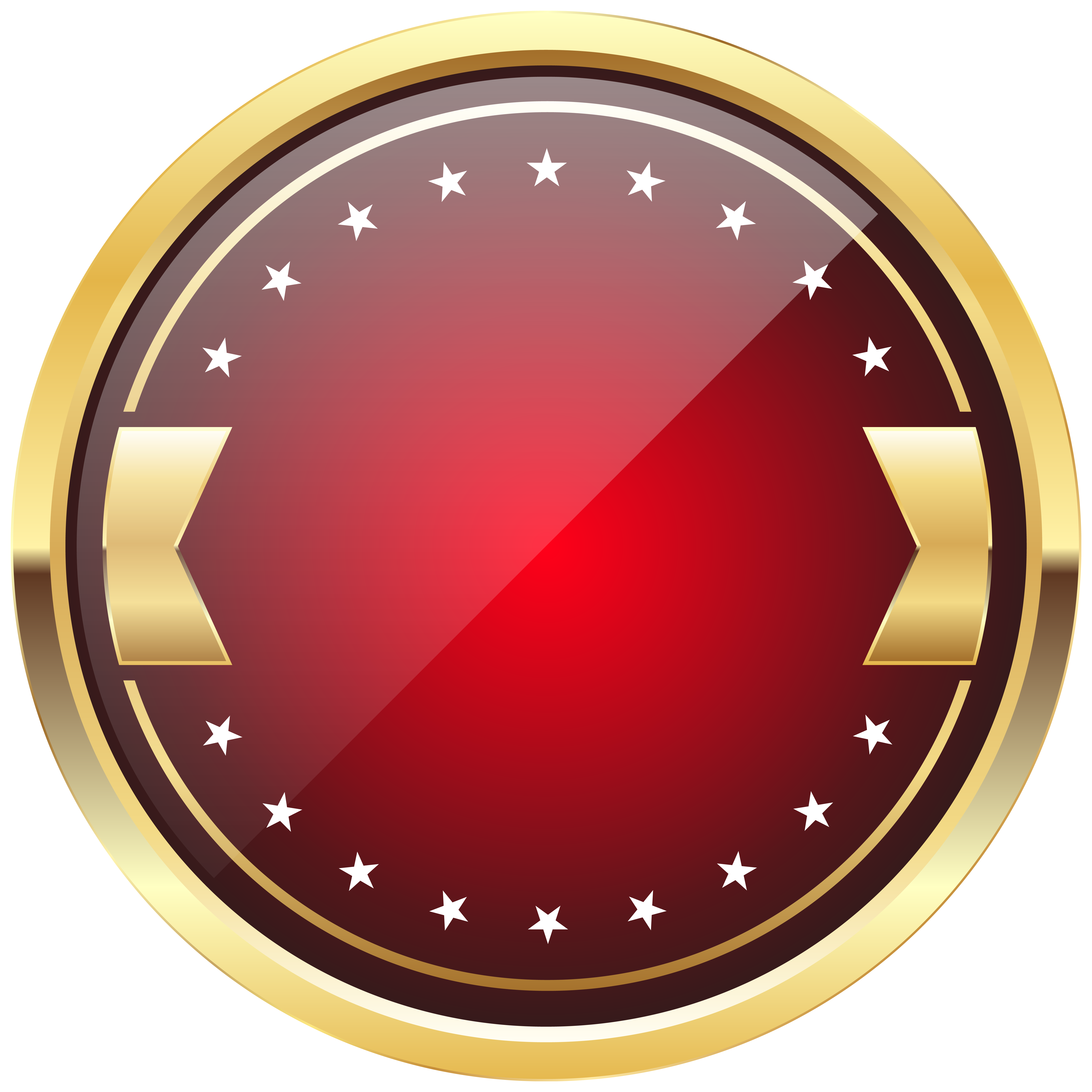 Red badge png. Template clip art image