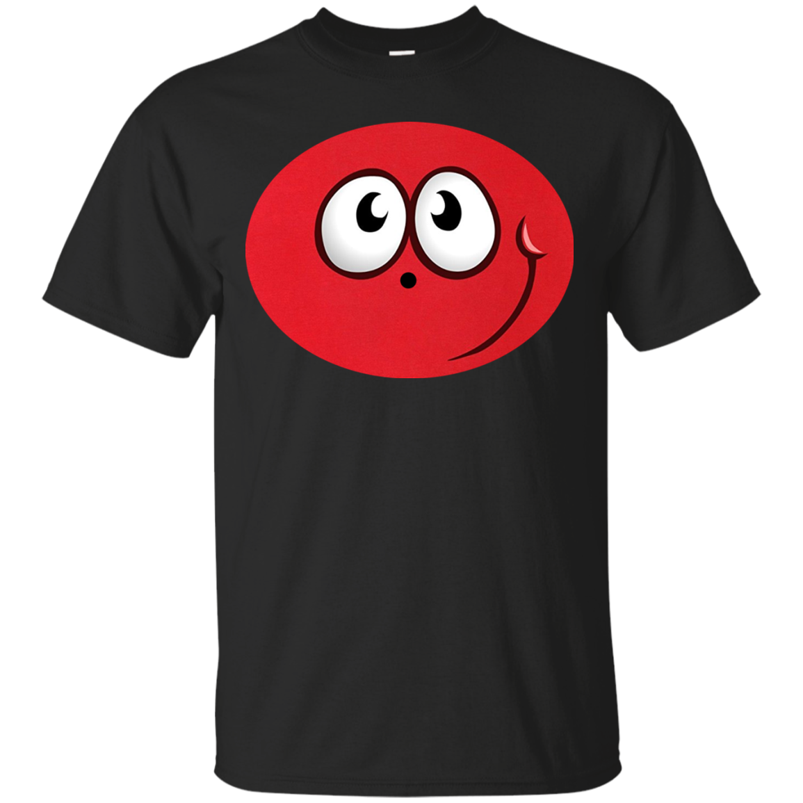 Red ball 4 png. Smile t shirt hoodie
