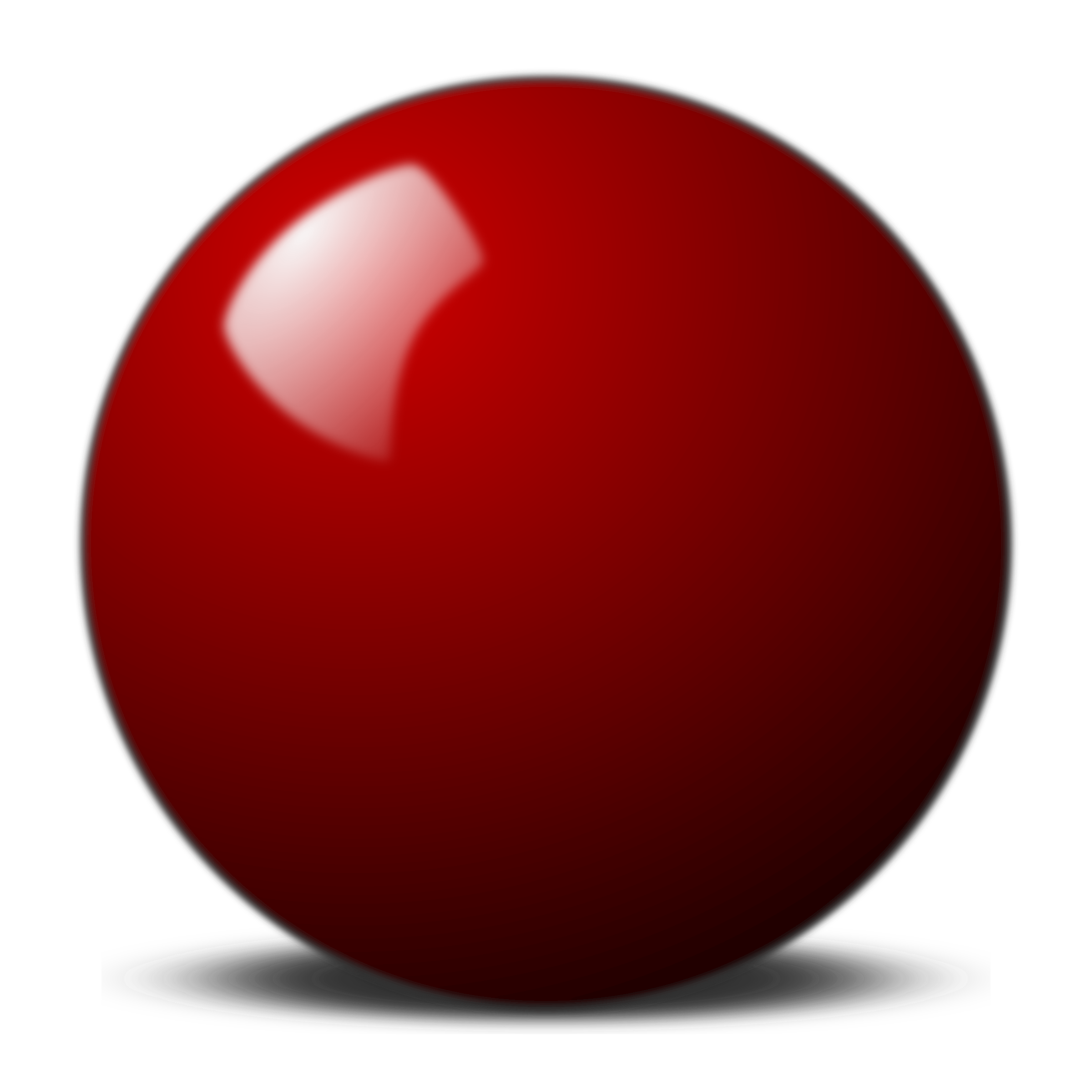 Red ball png. Snooker icons free and