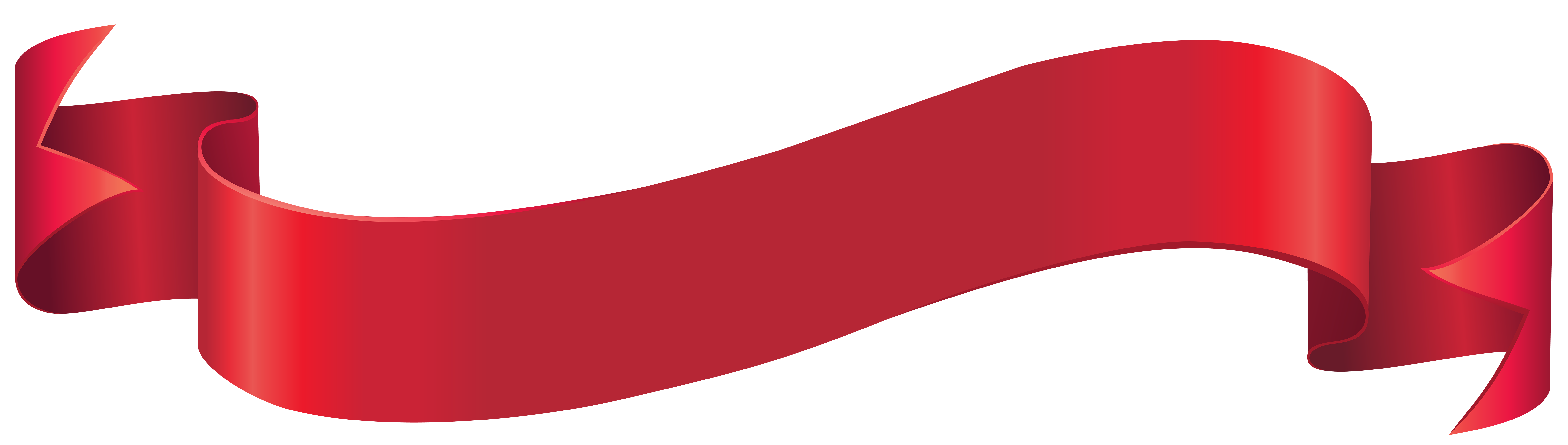 Banner clip art image. Red m png picture free download