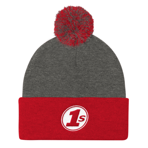 Red beanie hat png. S racing pom