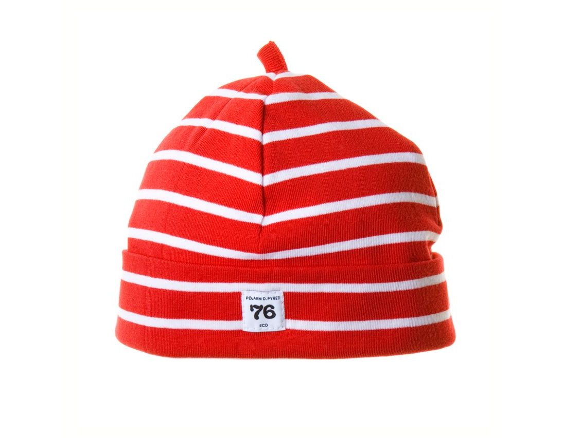 Red beanie hat png. Polarn o pyret children