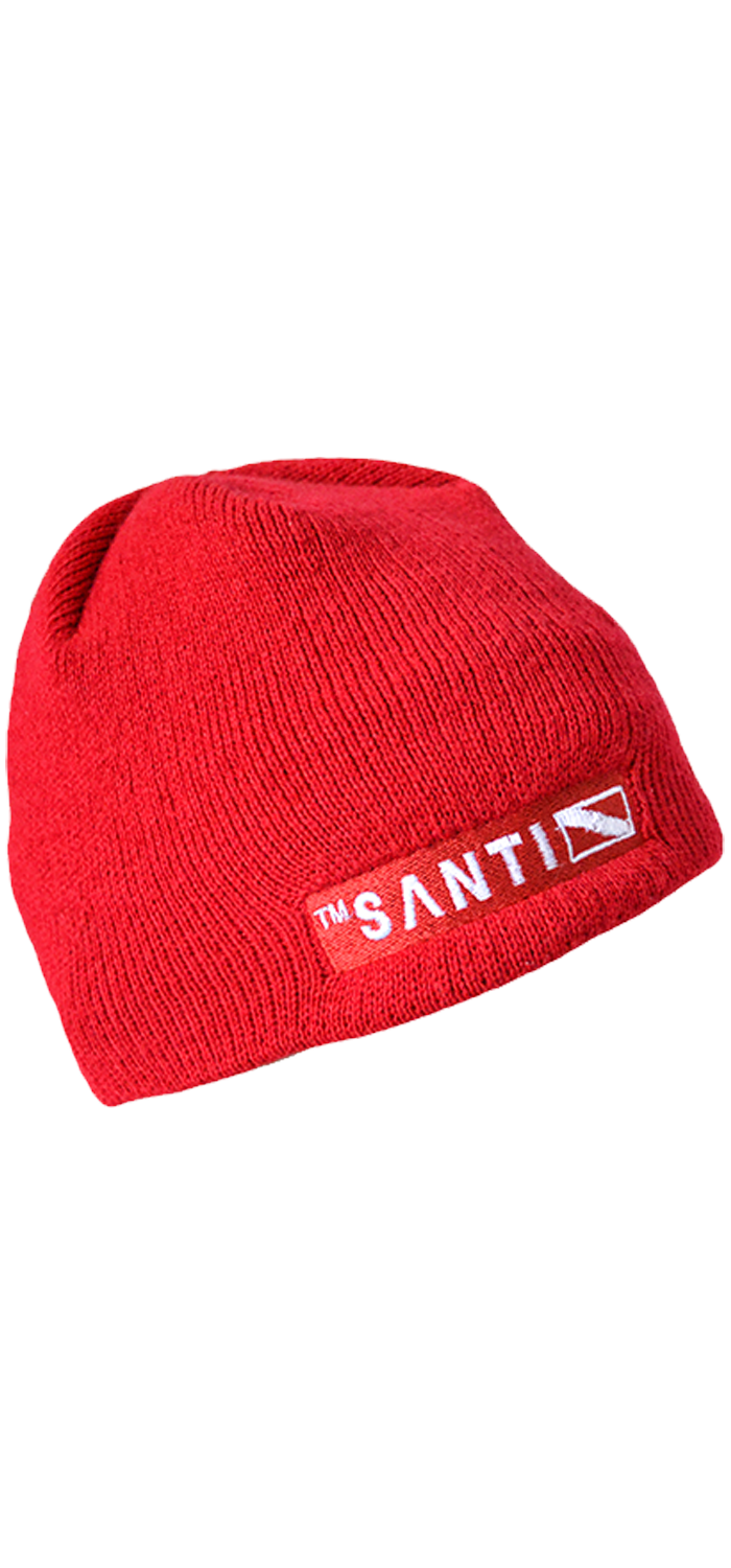 Red beanie hat png. Santi diving equipment