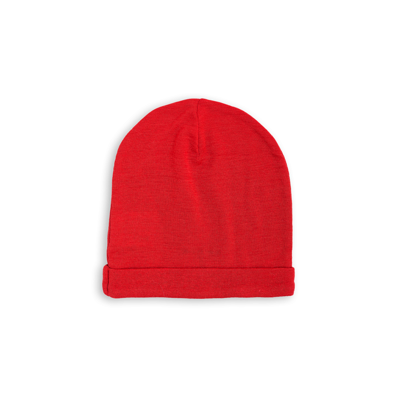 Red beanie png. Panther wool in mini