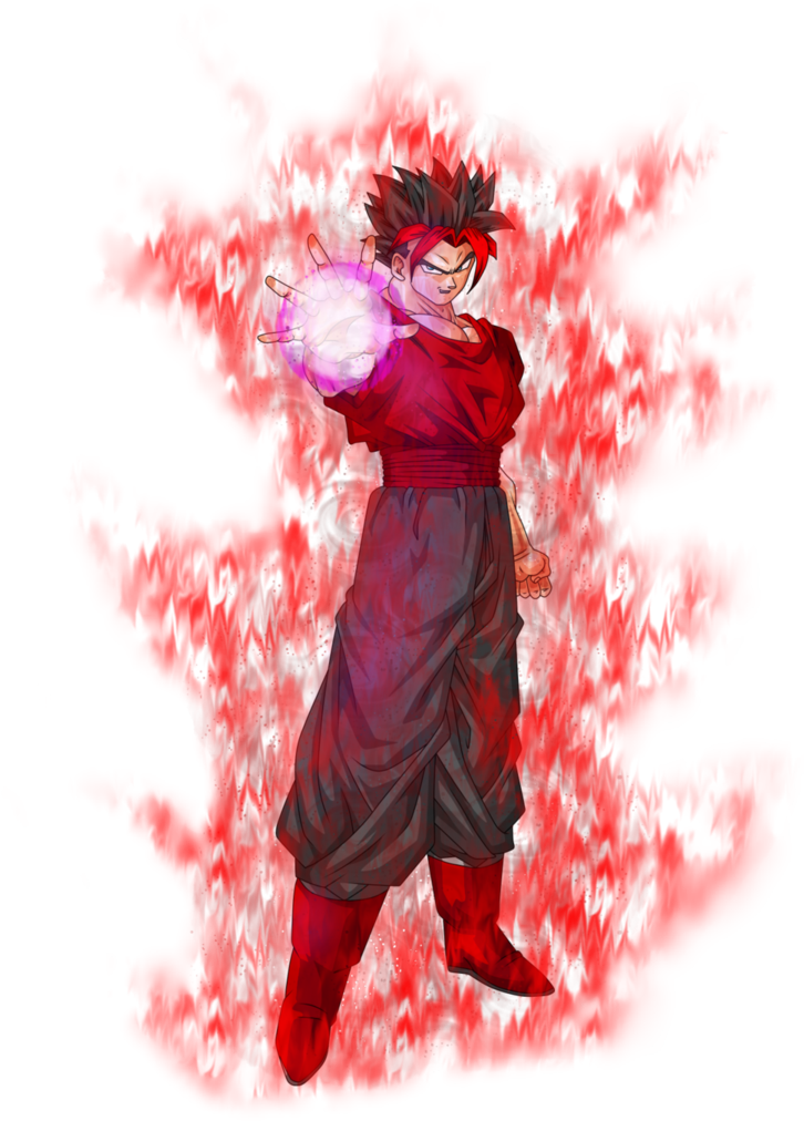 Red aura png. Download hd dede ikari