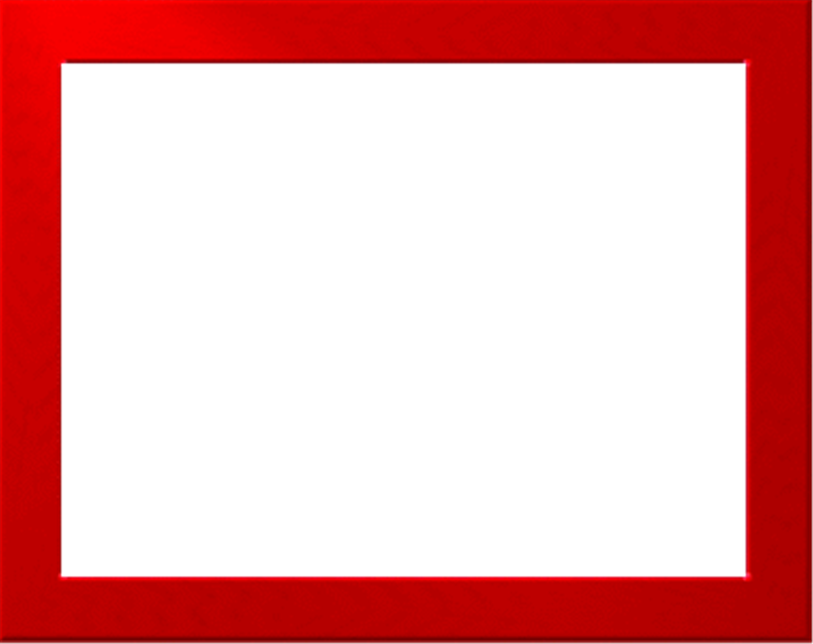 red frame png
