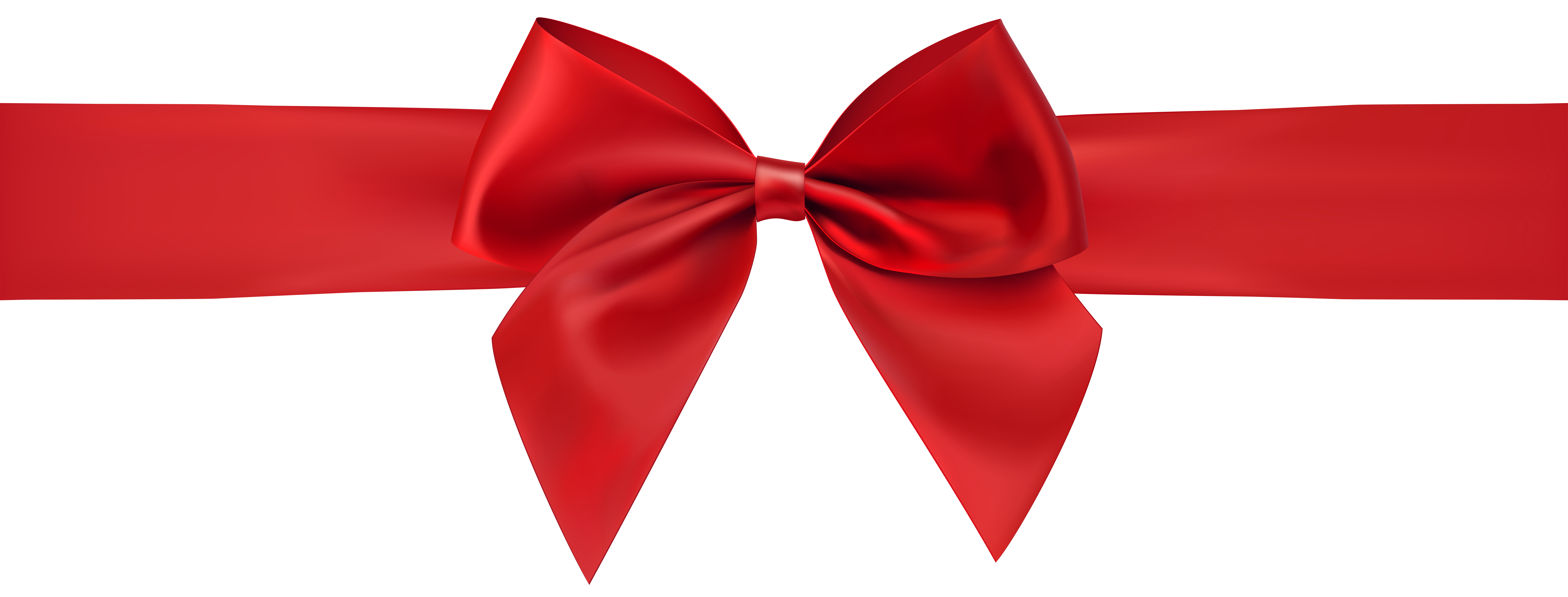 Red ribbon png transparent. Bow decoration clip art