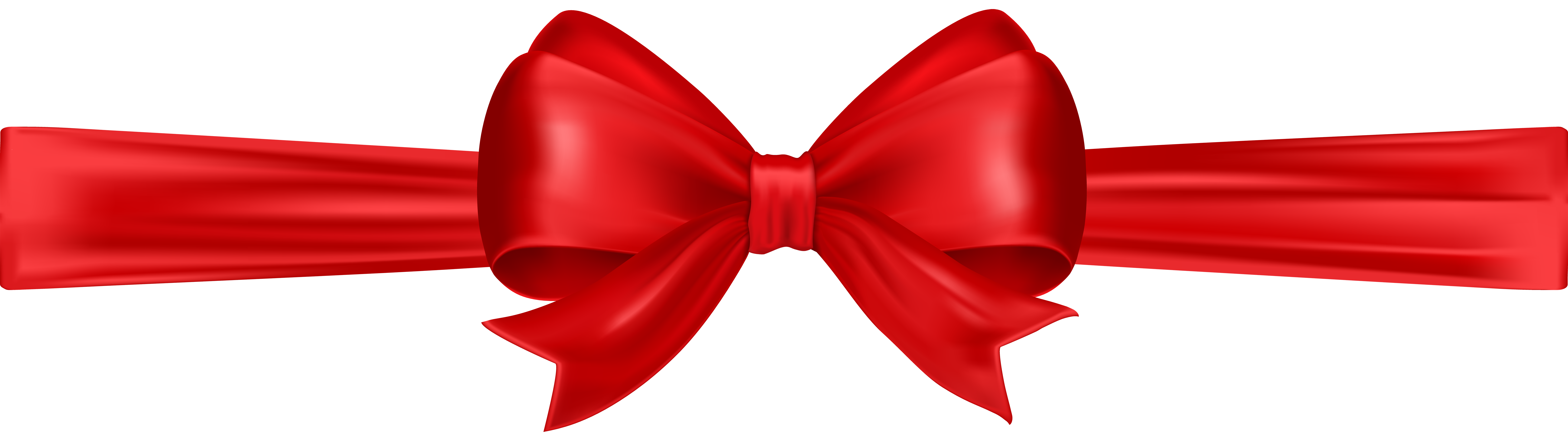 Red bow png. Clip art image gallery