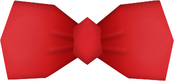 Red bow tie png. Bowtie image