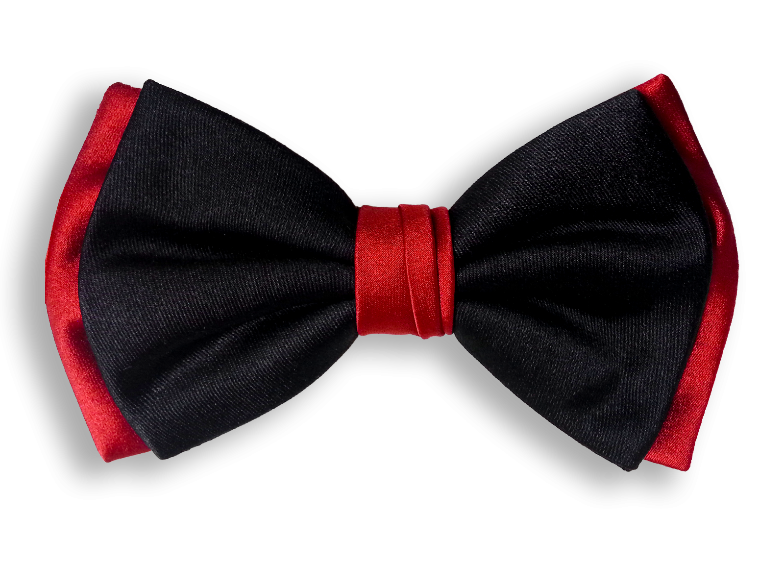 Red bow tie png. Black basic with background