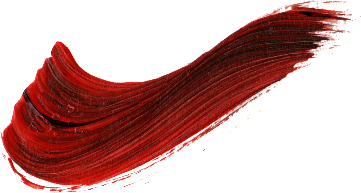 Calligraphy strokes mar abuses. Red brush stroke png picture royalty free