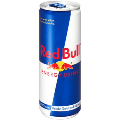Red bull png. Energy drink x ml