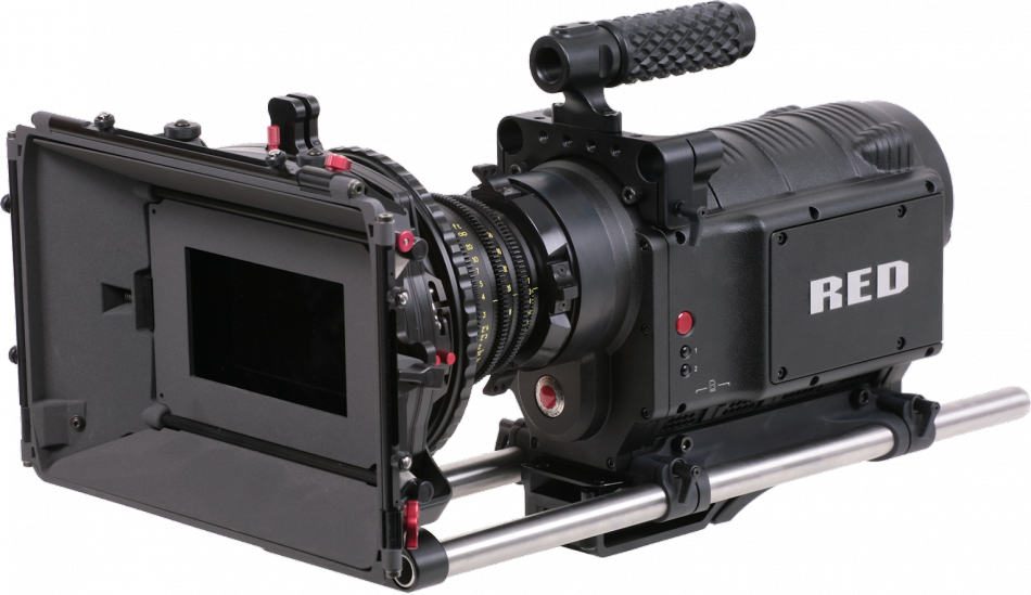Red camera png. Migration from stills to