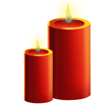 Red candle png. S free images toppng