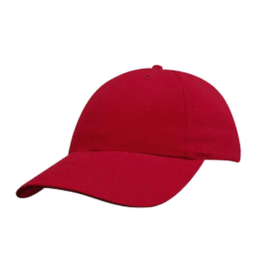 transparent visor red