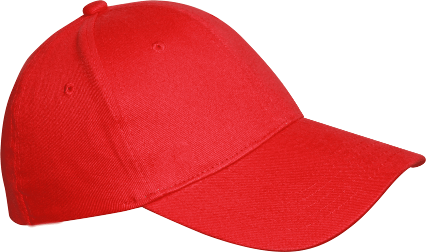 Red cap png. Featuddrced face cotton free