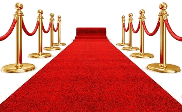 Red carpet png. Transparent stickpng