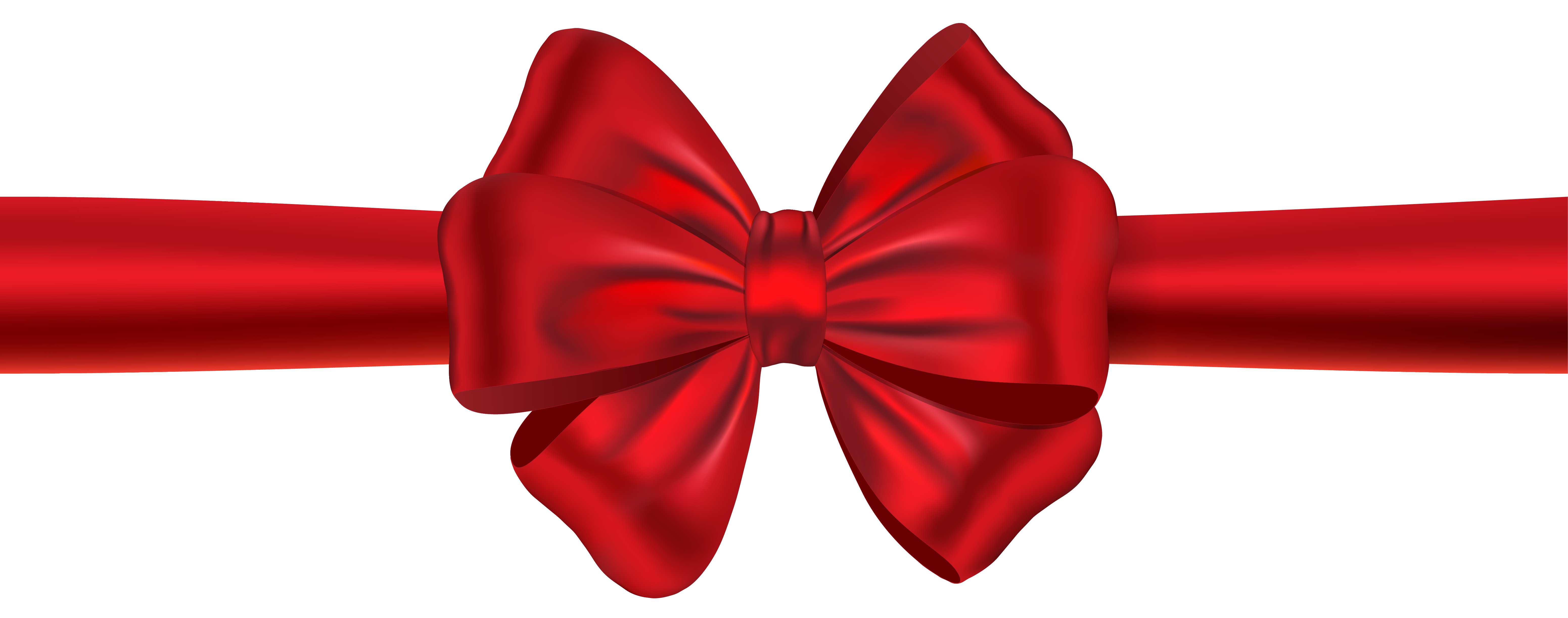 Red with bow png. Vector loop black gift ribbon jpg black and white library