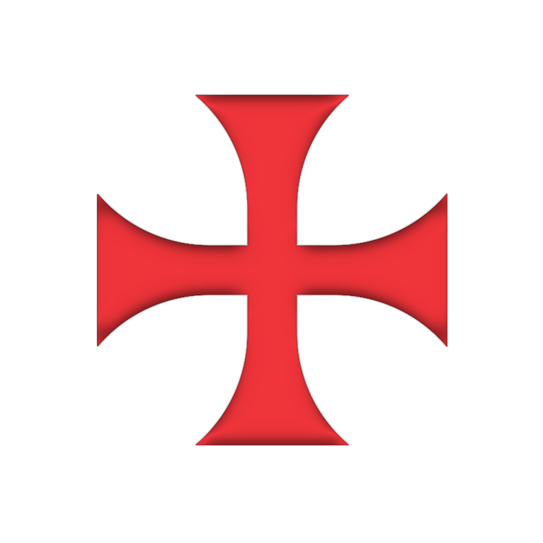 Red circle cross out png. Knights templar images vault