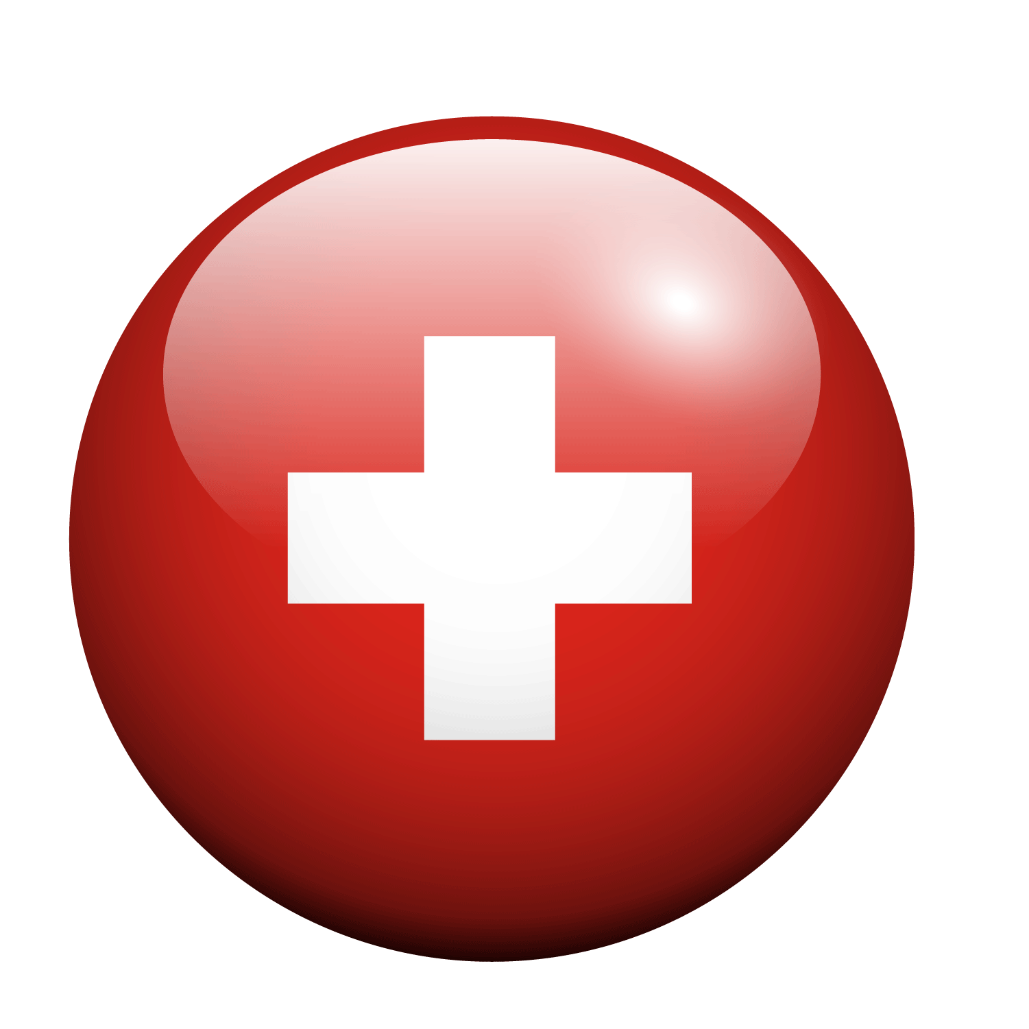 Red cross out png. Vector circle texture transprent