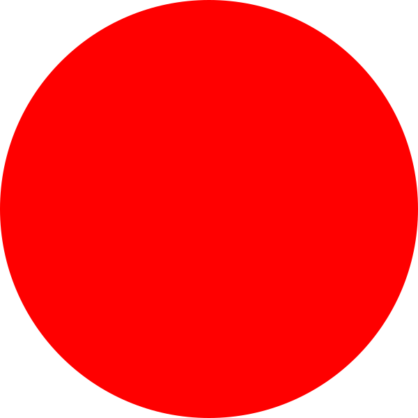 Red circle icon png. Clip art at clker
