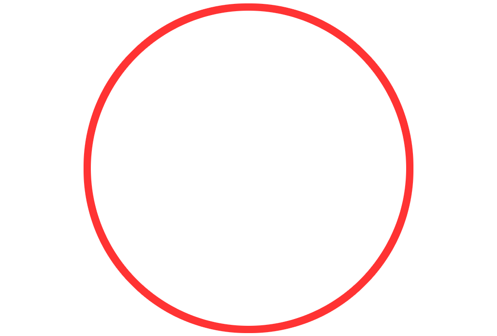 Red circle outline png. Images in collection page