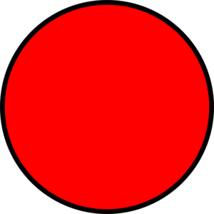 Red circle outline png. Free clipart