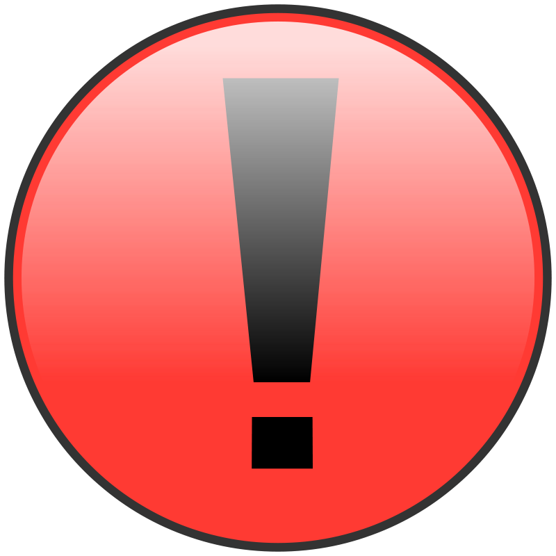 Red circle png transparent. Attention images free download
