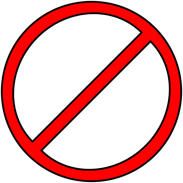 Red circle png transparent. File no svg wikipedia