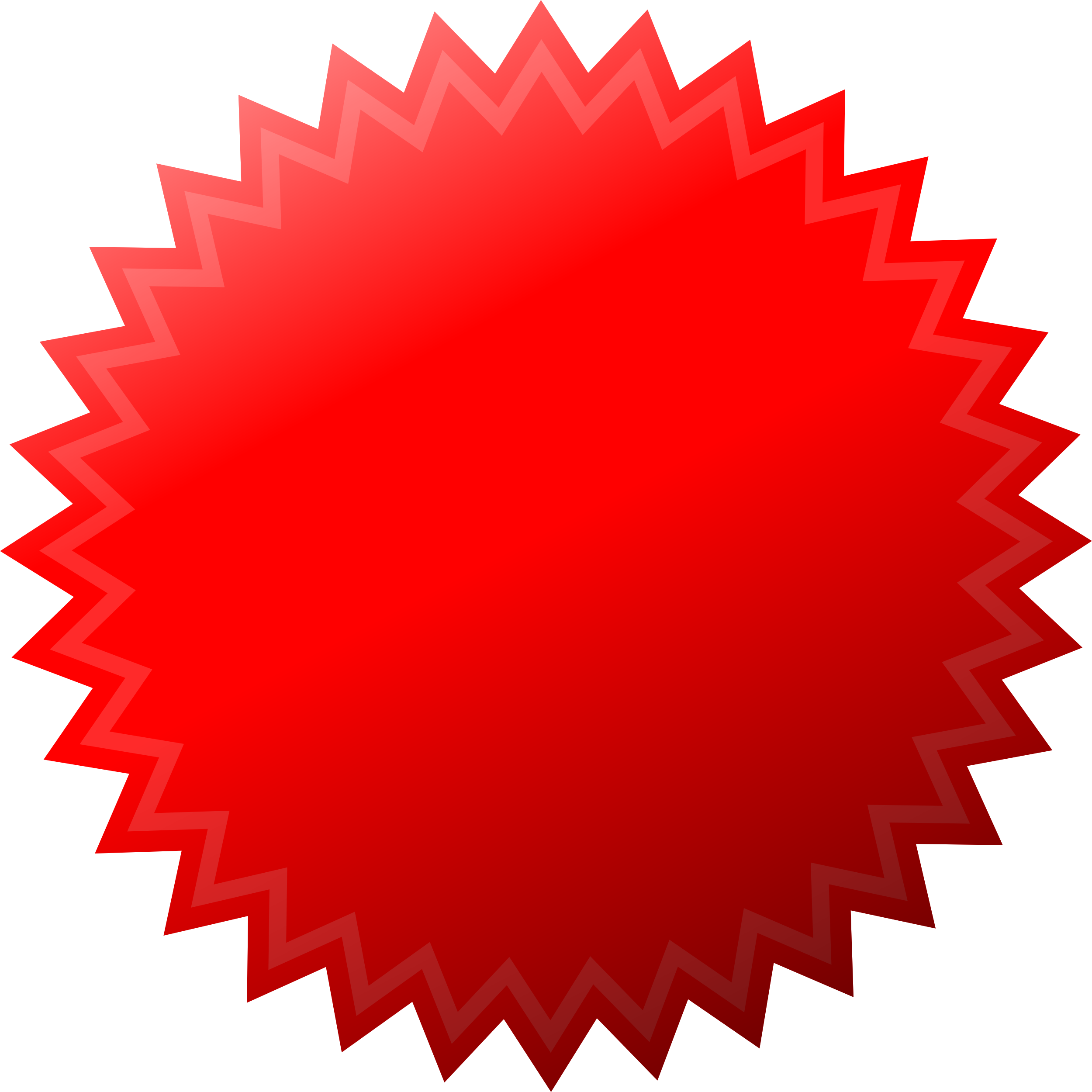 Red sticker png. Shopping special offer stickers