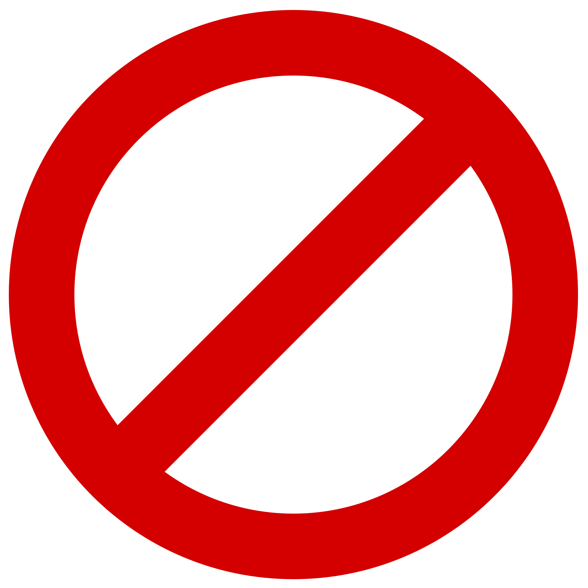 Red circle with line png. File forbidden symbol transparent