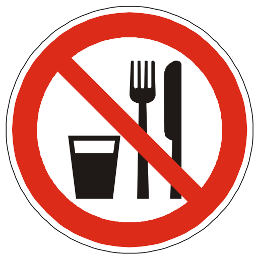 No food png. Free prohibited sign downloads