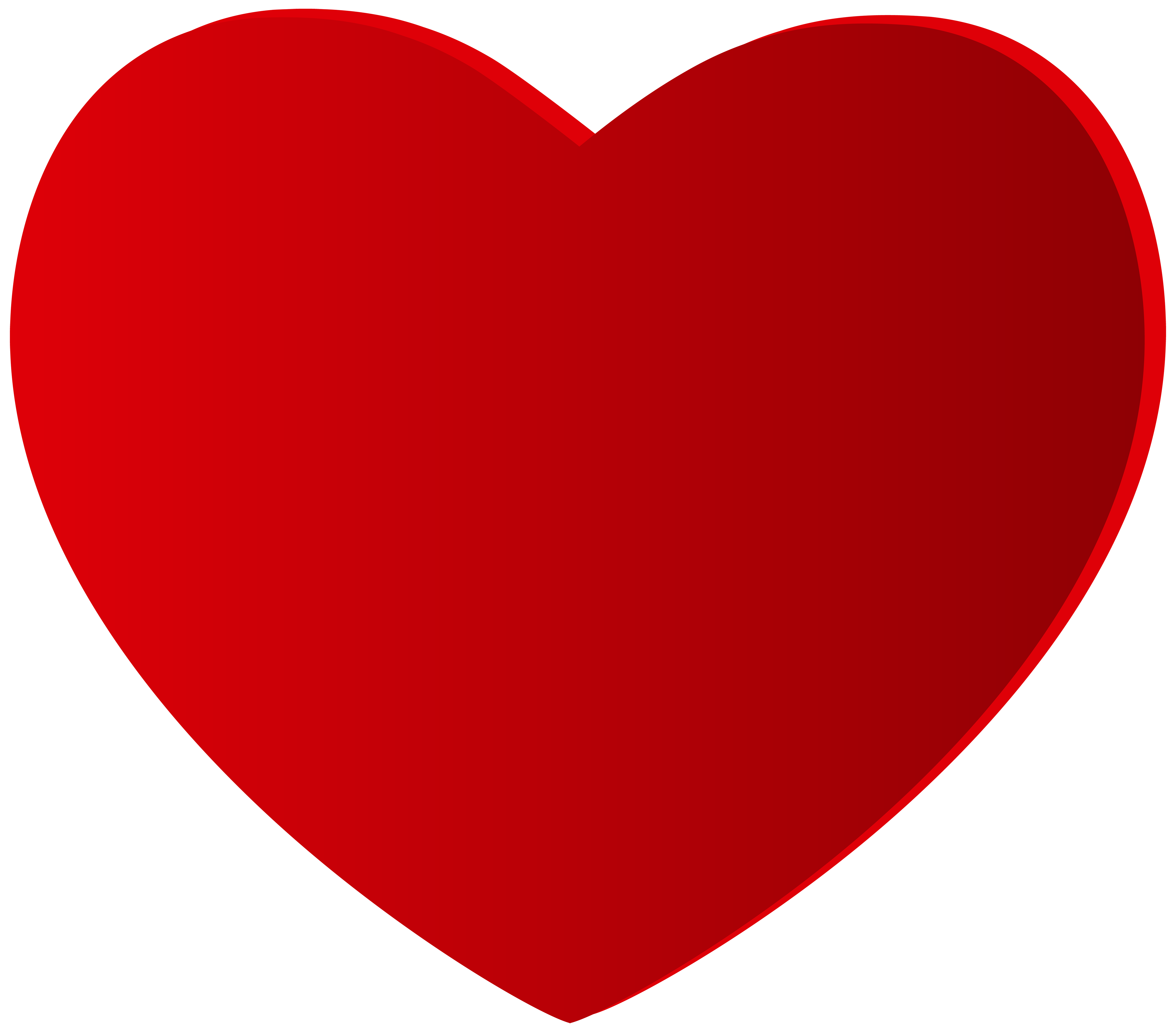 Large heart clipart best. Red hearts png transparent stock