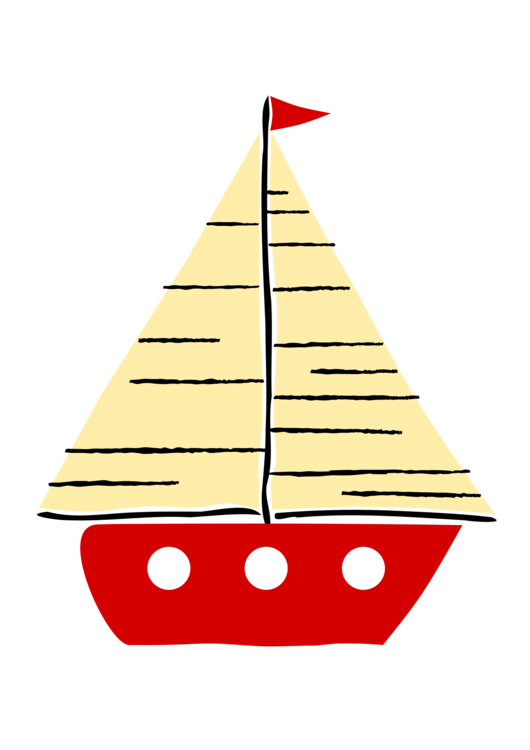 Sailboat clipart air transportation. Drawing sailing ship free