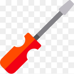 Red clipart screwdriver. Png images vectors and